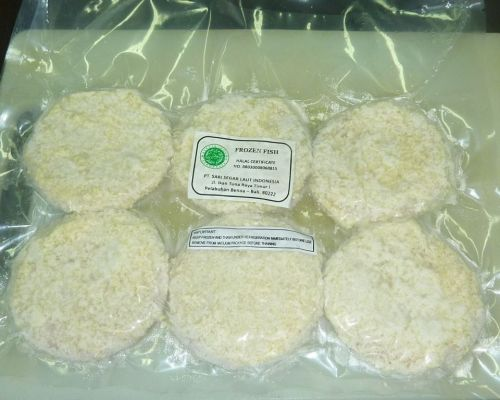 Product of PT Sari Segar Laut Indonesia - Tuna Katsu Burger