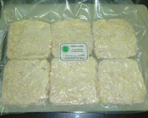 Product of PT Sari Segar Laut Indonesia - Tuna Katsu Sandwich